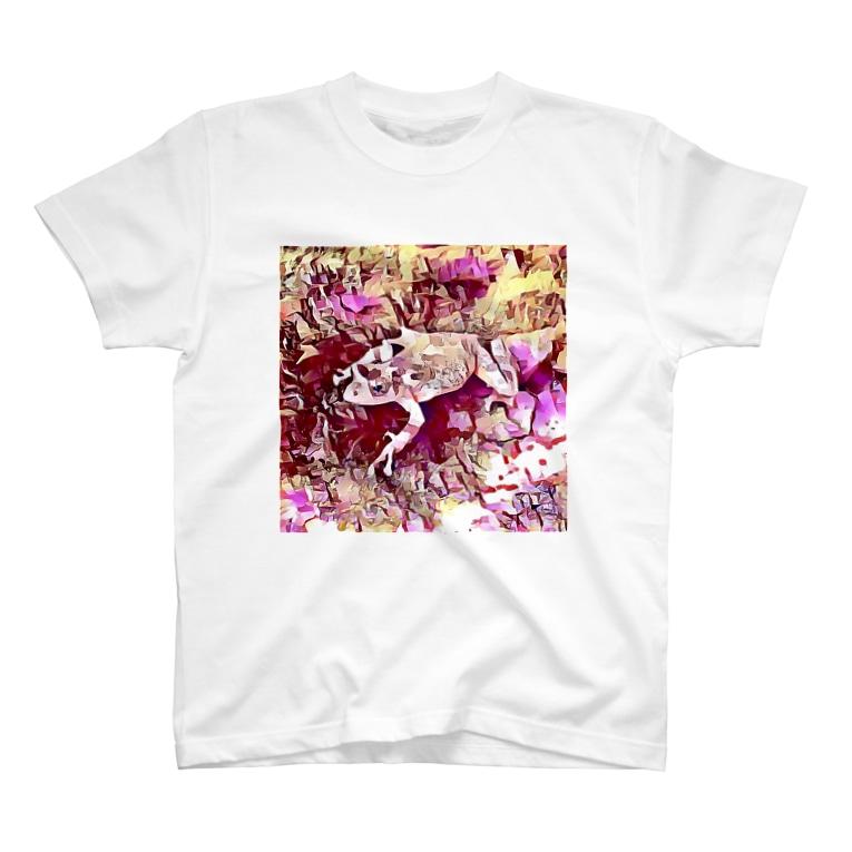 Fantastic FrogのFantastic Frog -Rose Quartz Version- T-shirts