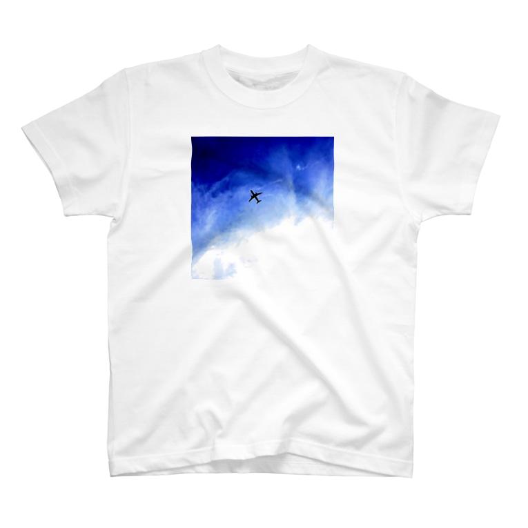 ちるまの店の飛行機 T-Shirt