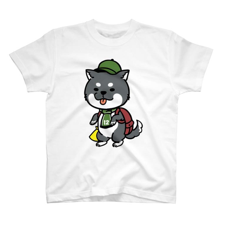 Marika Shopのわんサポ 2 T-shirts