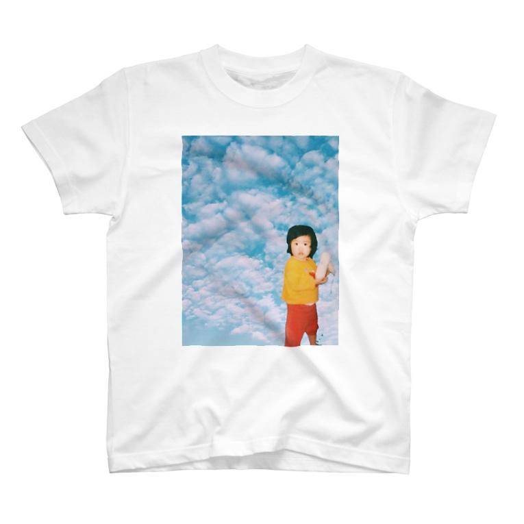Mylily55のヘアセット T-shirts