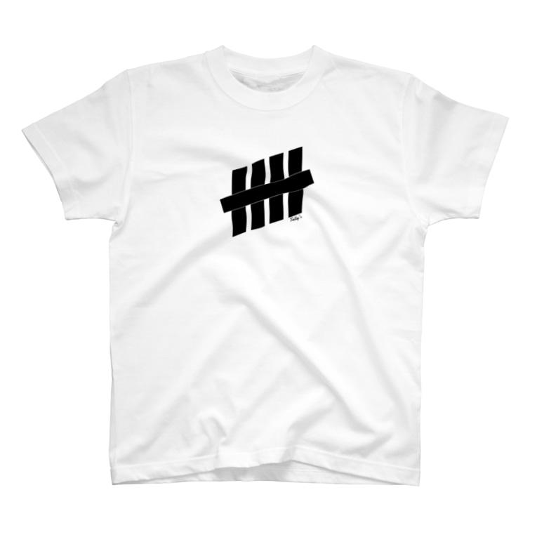 あるしぃデザインのTally's オリジナルブランド T-Shirt