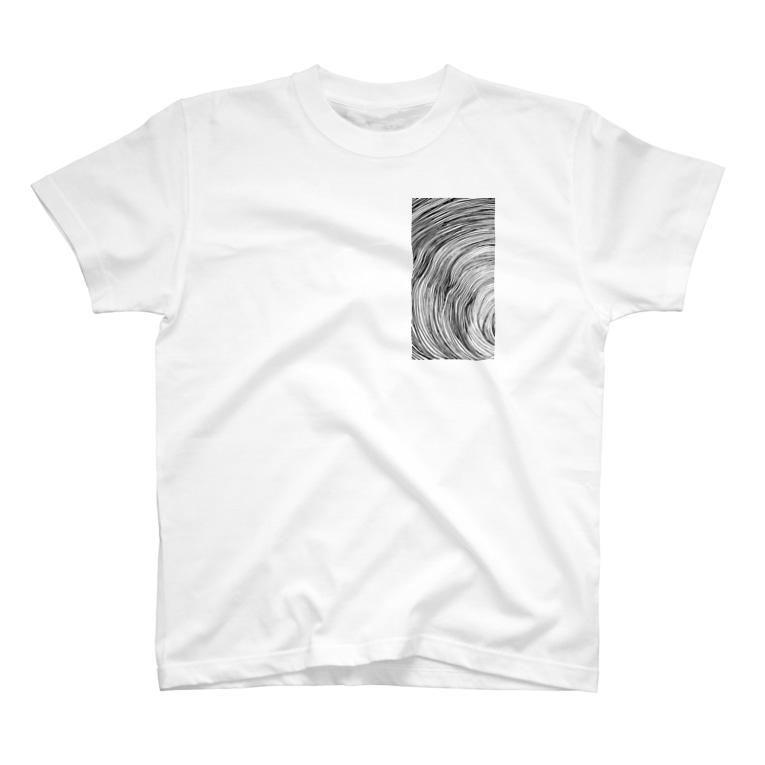 87のグルグル T-shirts
