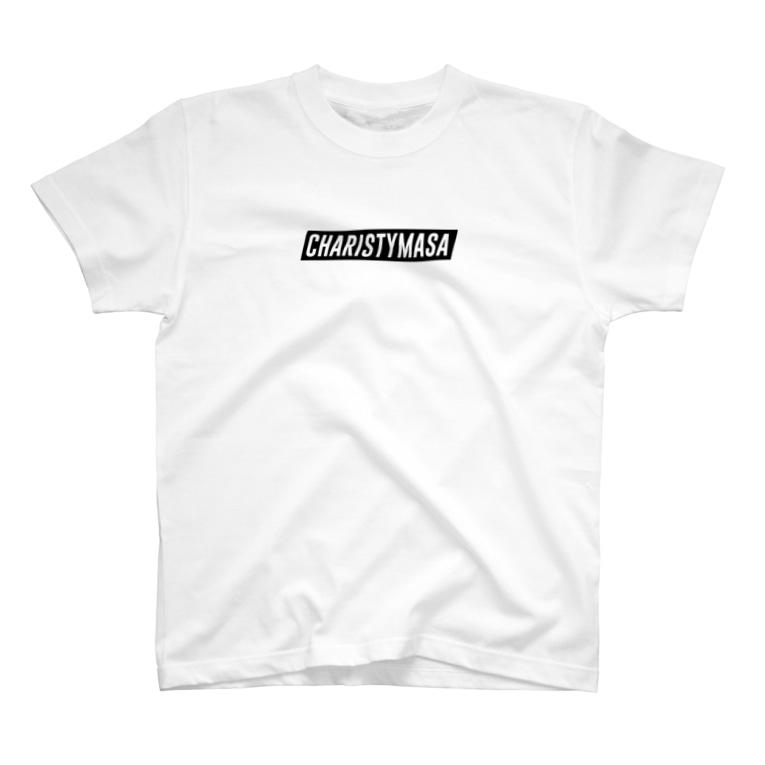 性帝☆PROJECTのチャリスティマサ T-shirts