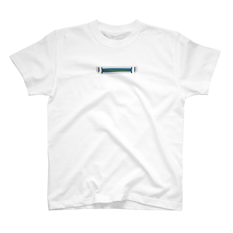 monolithの伝説の差込口 T-shirts