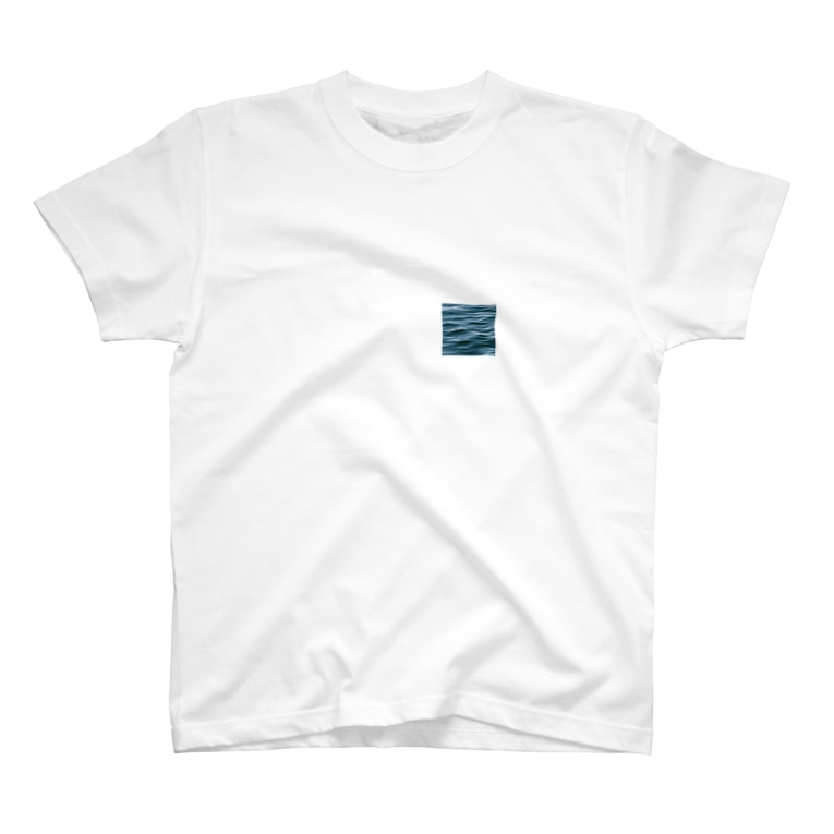 tag worksのSurface TEE (fragment)/White T-shirts