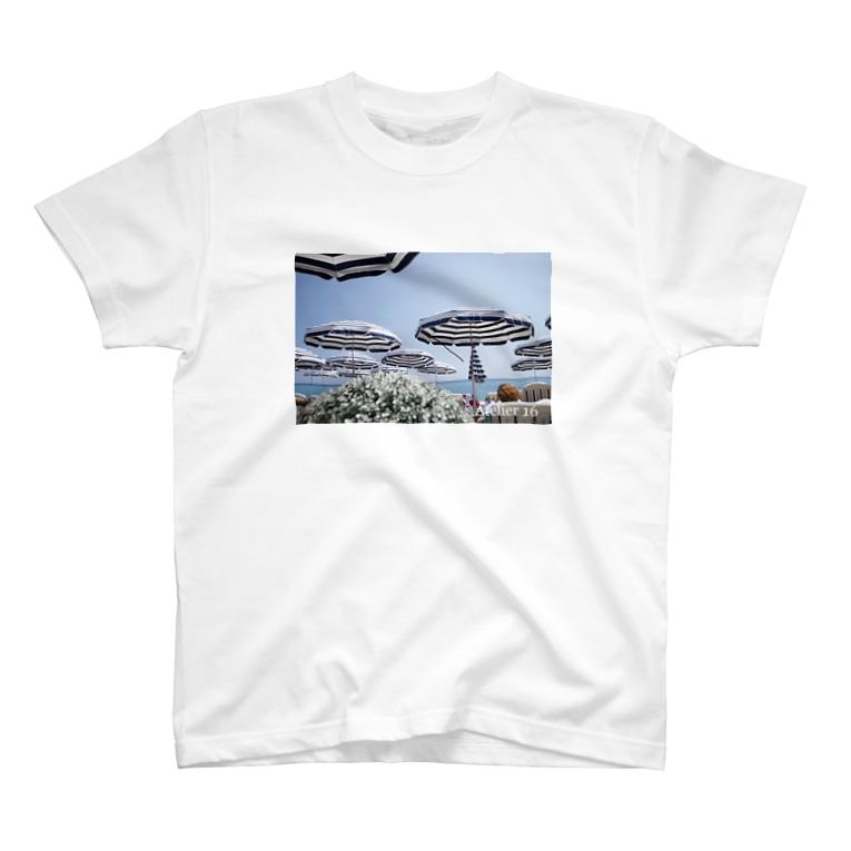 Atelier 16のété T-shirt T-shirts