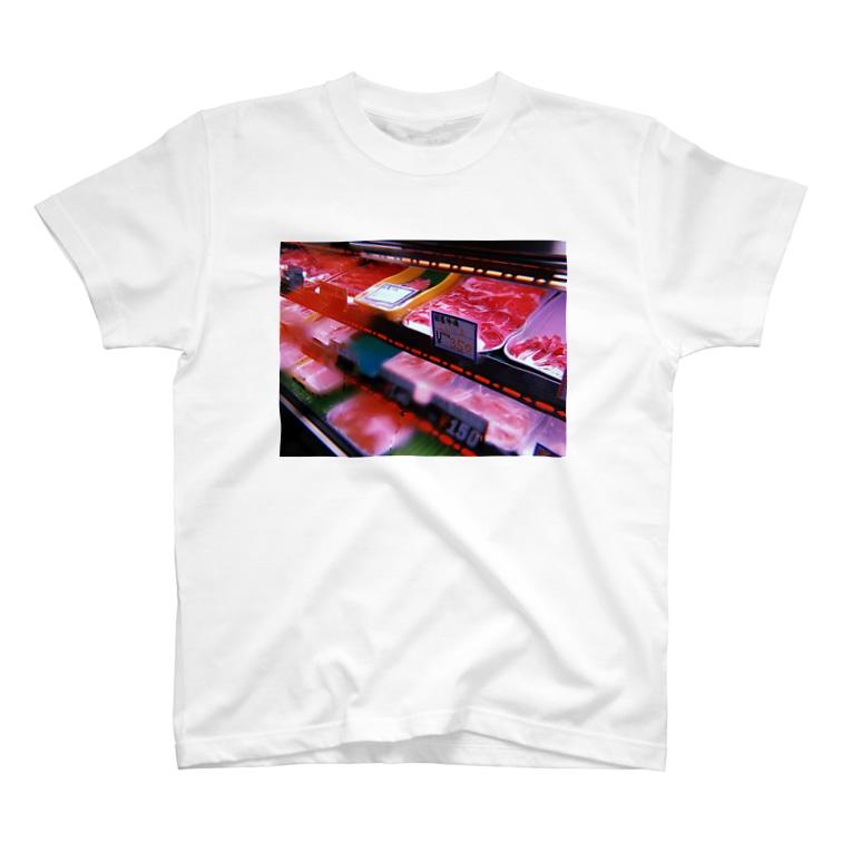7/27からTシャツセールだよ!の食物連鎖 T-shirts