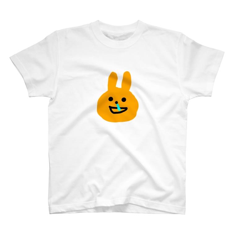 ちぃ坊の鼻炎 T-shirts