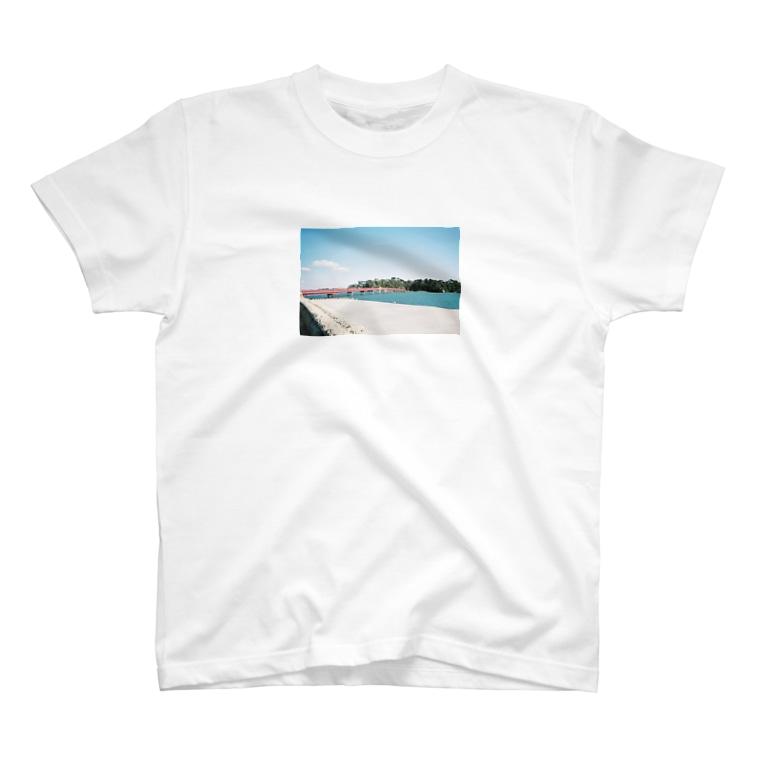 pastaroのしゃる T-shirts