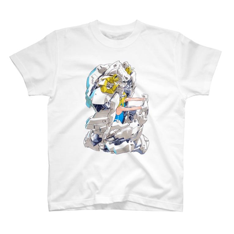 うちわえびのひつじ☆ T-shirts
