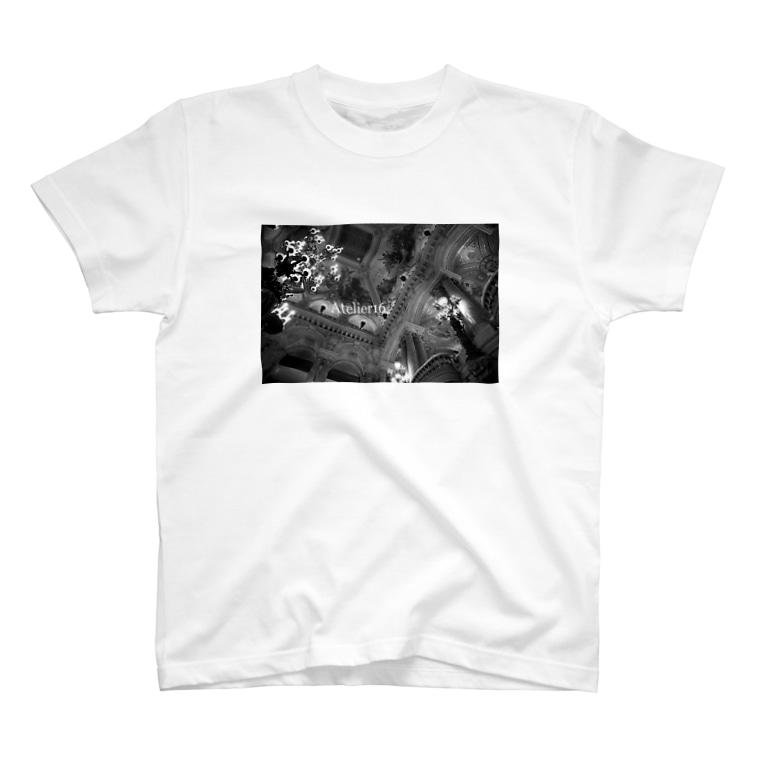 Atelier 16のOpera T-shirts