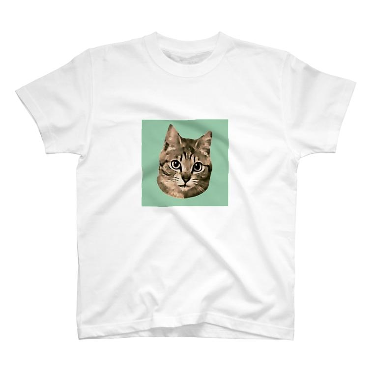 よしのずすとあのきじとらねこ T-shirts