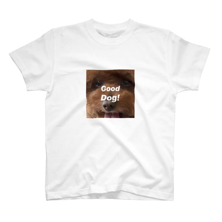 きごしやで?のウッディ T-shirts