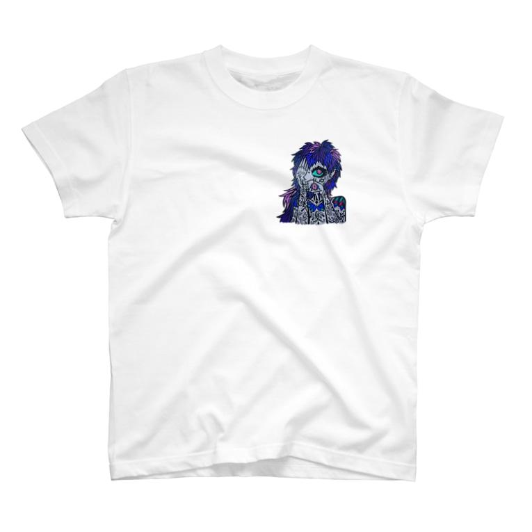 mAyumi.xxxのeyesTattoo T-shirts