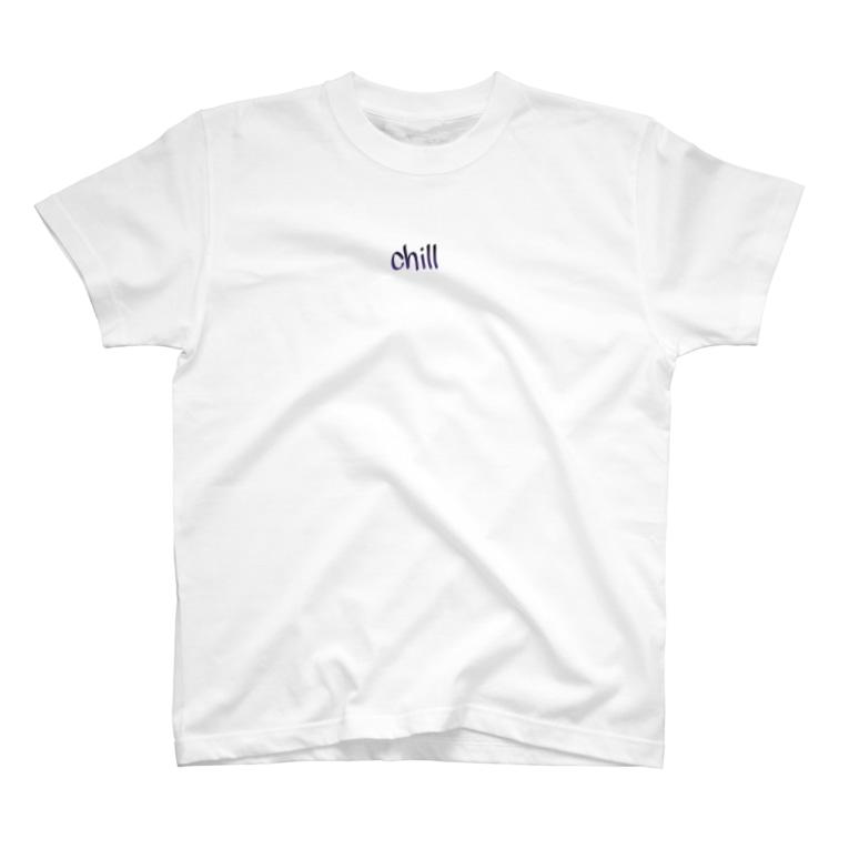 SoMAtan【GiL GiMMick 代表】のchill time smoking T-shirts
