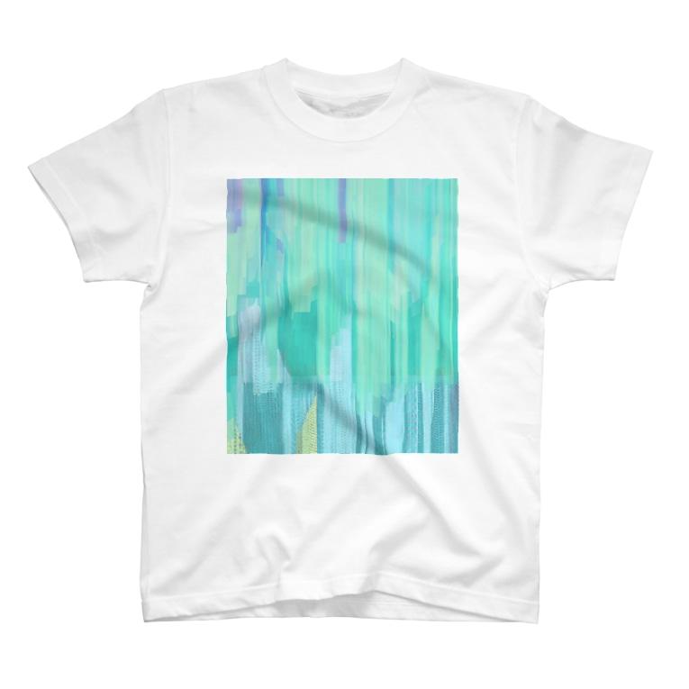 Inner Science / Plain MusicのQuiet Tracks T-shirts