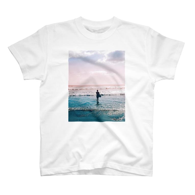 KISHOのSummer T-shirts
