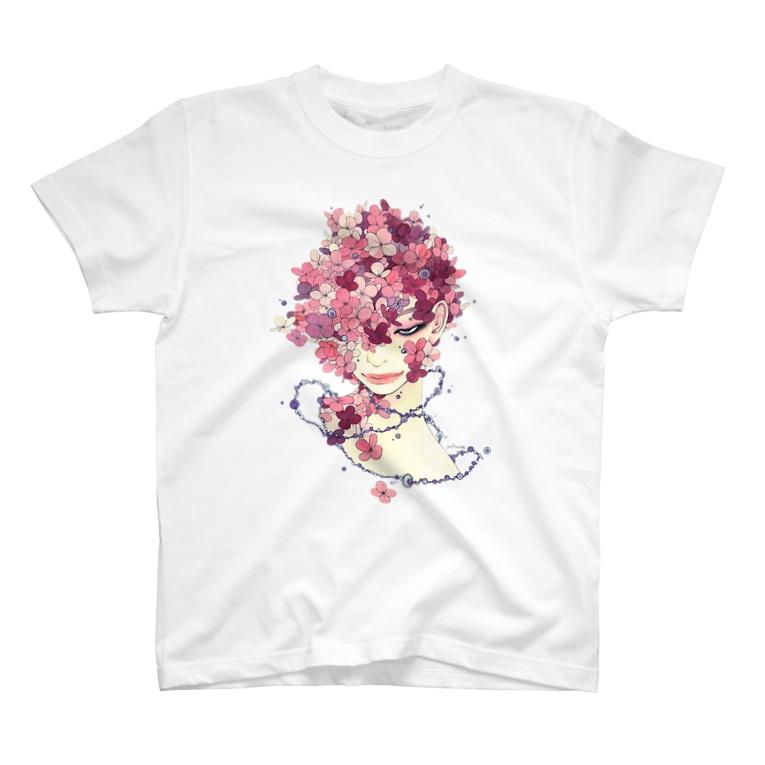 夜舟のanabel T-shirts