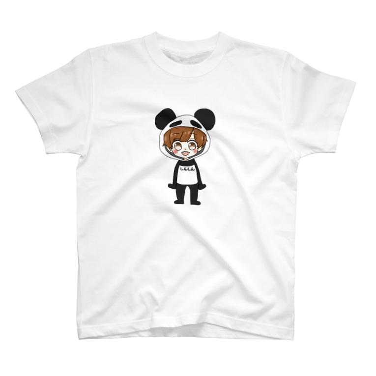 せこ🐼SEKOM(しんしん)のせこむいらすと T-shirts