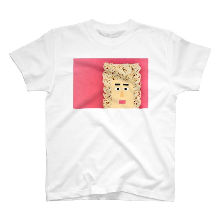 danyoのソバージュ T-shirts