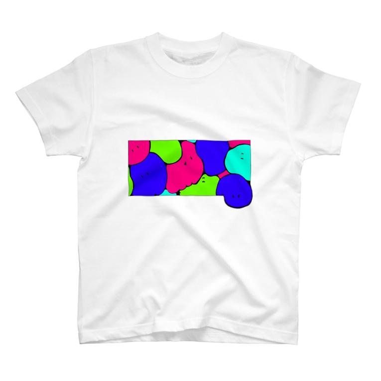 外井咲和子のみつです T-shirts