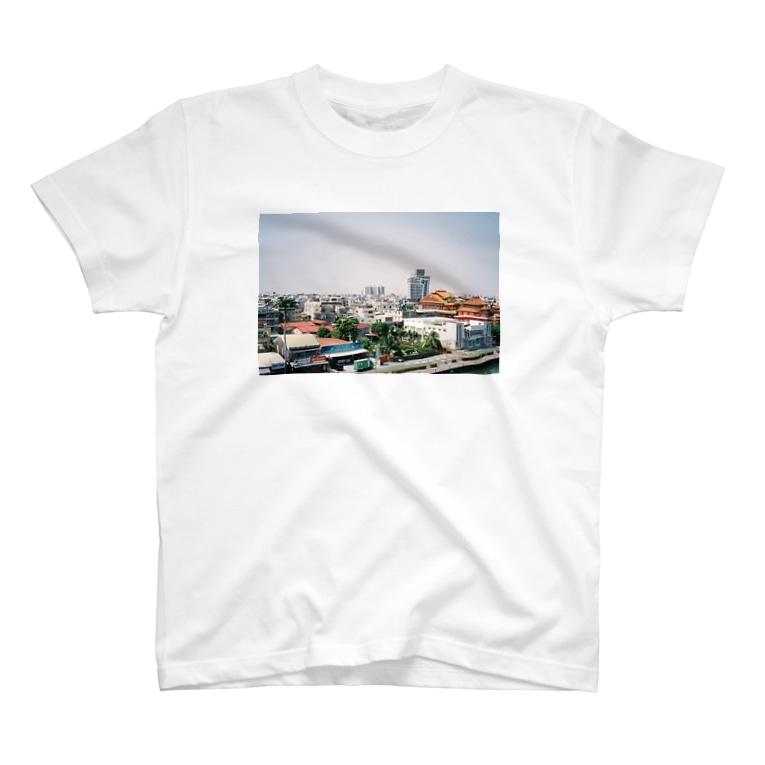 チルTショップの台南ノスタルジア(フロントプリント) T-shirts