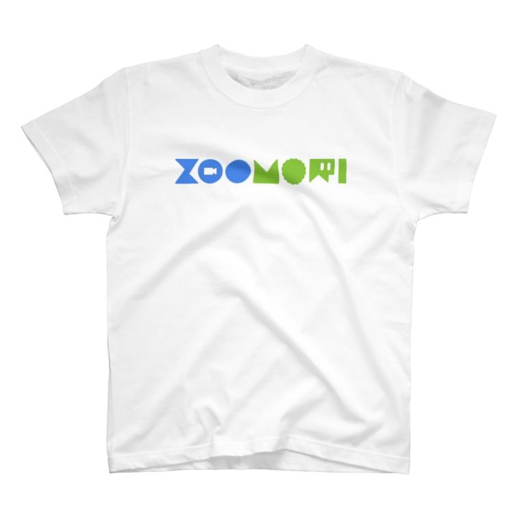SATOON SUZURI  STORE (SSS)のZOOMORI T-shirts