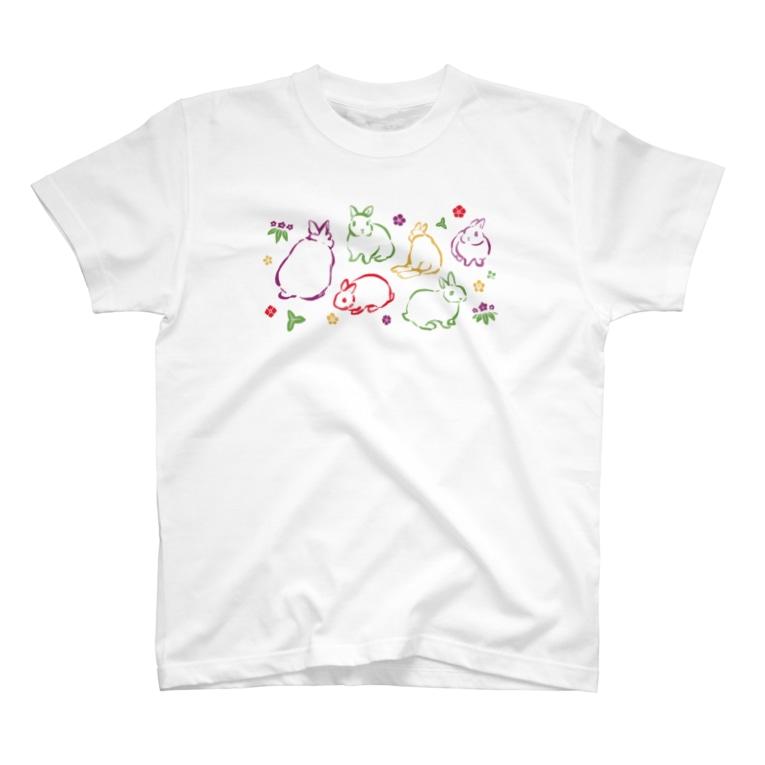 大賀一五の店のカモンバニーズ T-Shirt