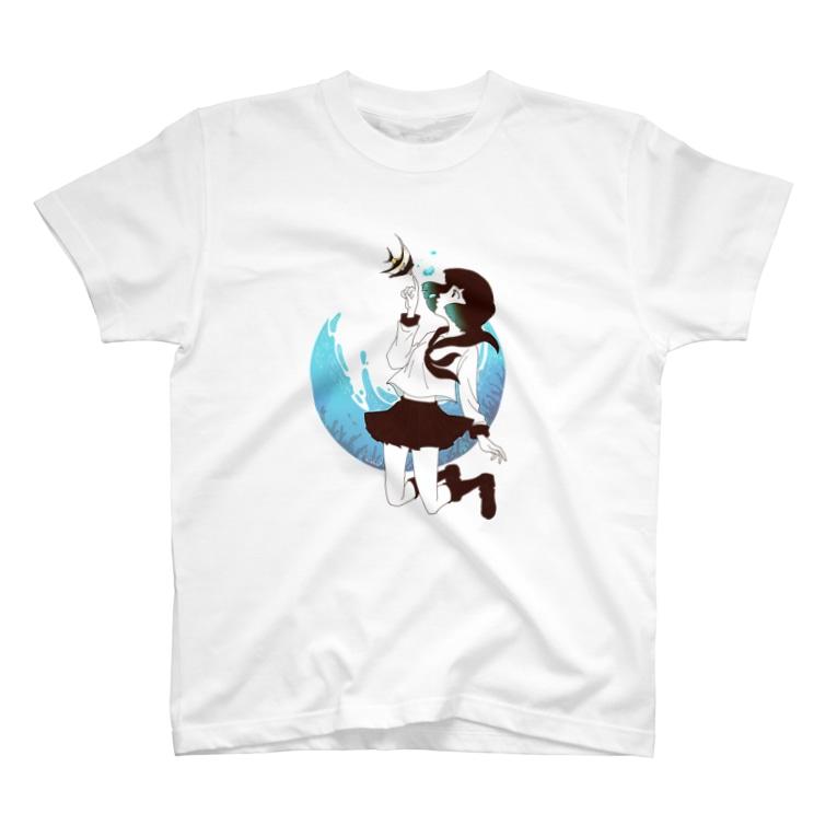 Acabane* Shopの海中少女2 T-Shirt
