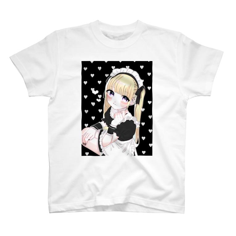 ゆたんのメイドさん T-shirts