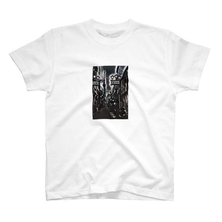 MASSAMAN&Co.のとうきょう T-shirts