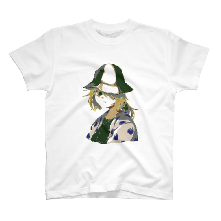 KurumiTamuraのあたしのドッド T-shirts