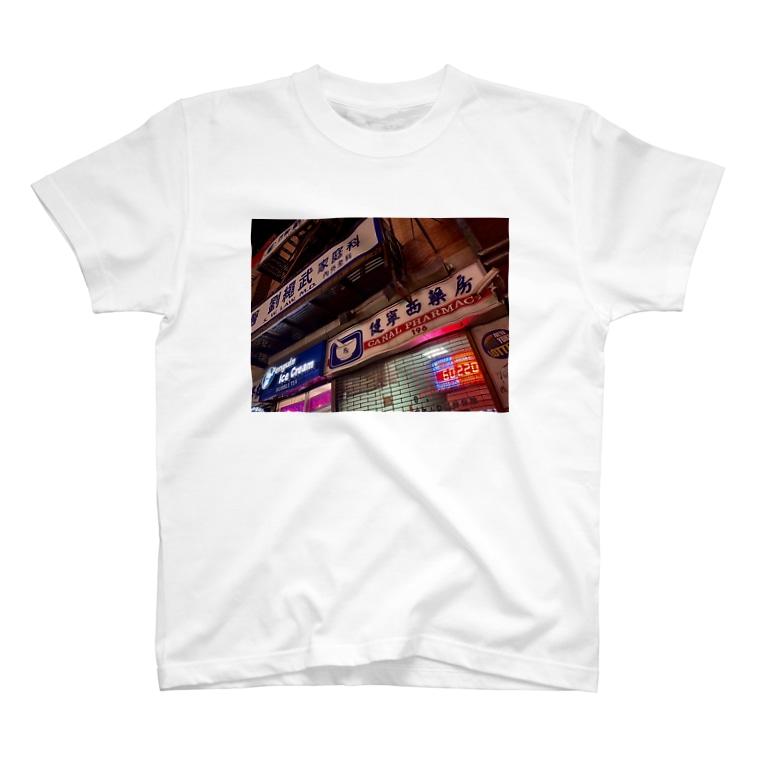 YUKINOsanのCHINATOWN NEW YORK 2020 T-shirts