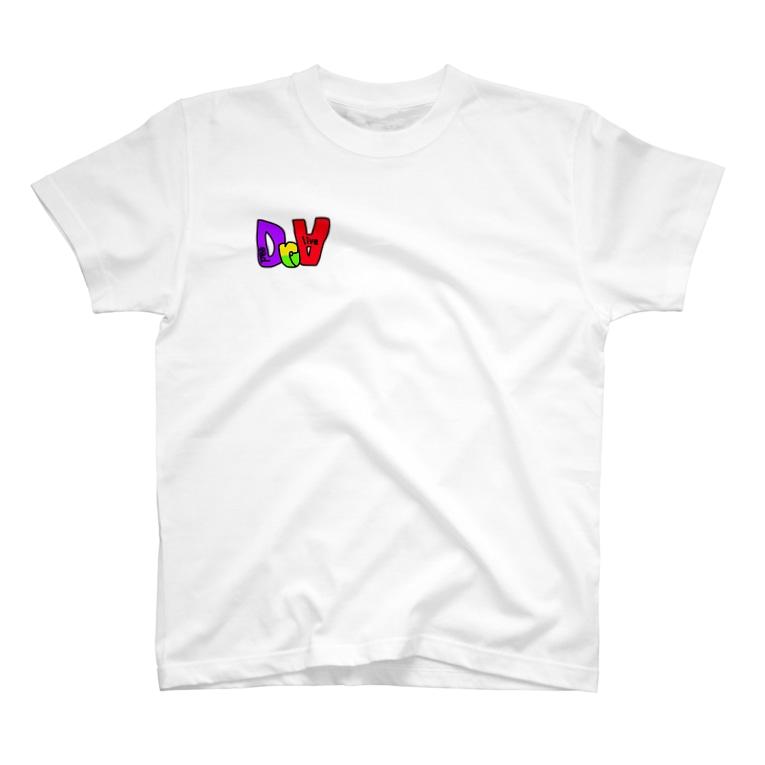 かわいいどうぶつのデッドオアアライブ T-shirts