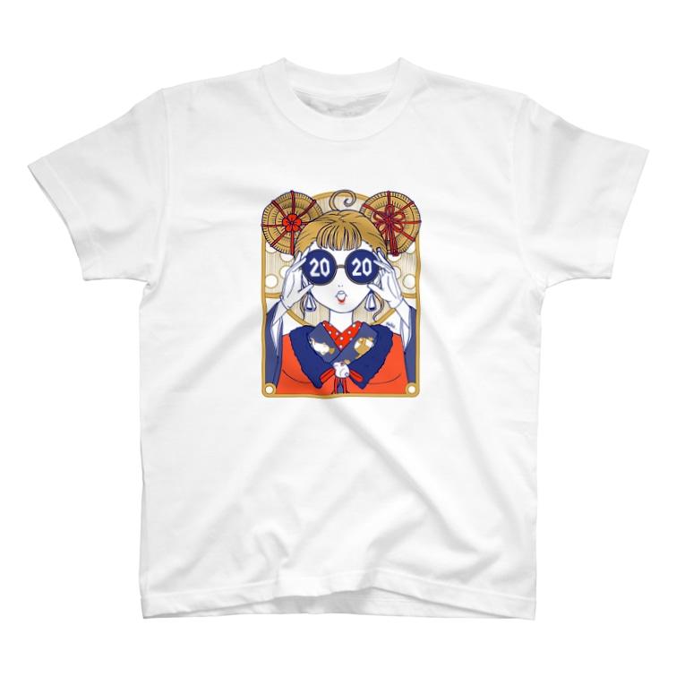 東京モノノケの改めて2020 T-shirts