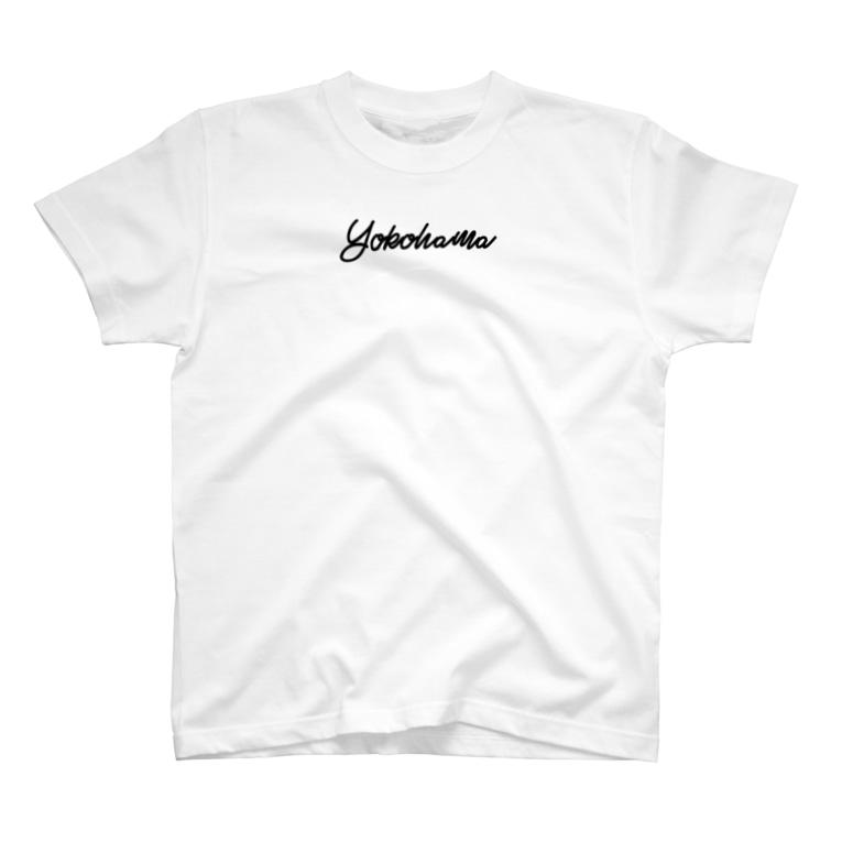 KEN's☆BASEBALL FAN SHOPのYOKOHAMA T-shirts