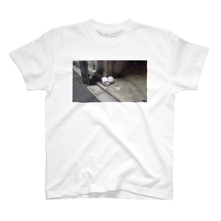 平井蘭香のゴミ袋 T-shirts