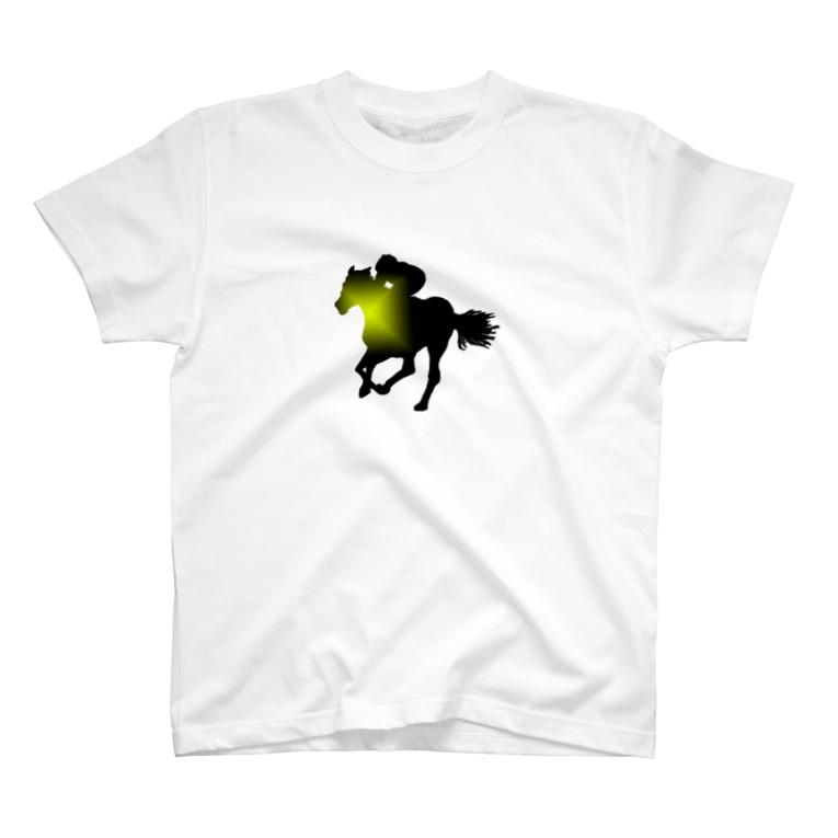 pipiの競馬 T-shirts
