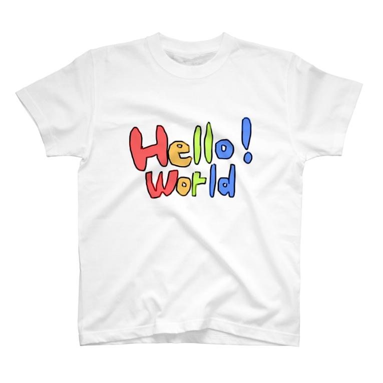暇な就活生のプログラミング T-shirts