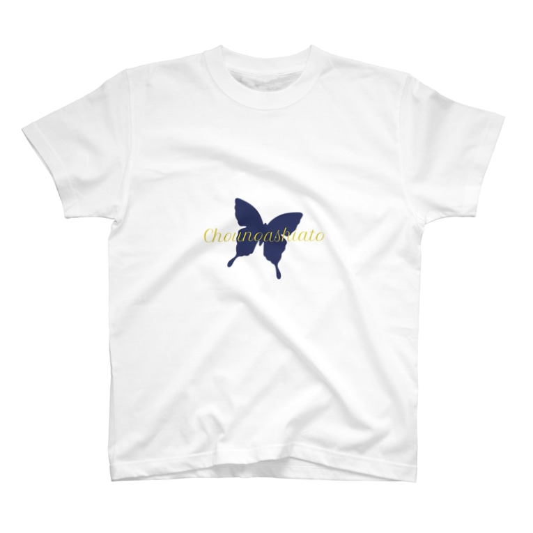 蝶のあしあとの蝶のあしあとノベルティ T-shirts