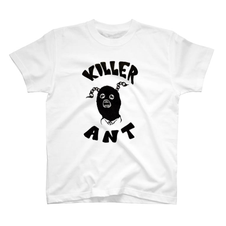 BOSOのKILLER ANT T-shirts