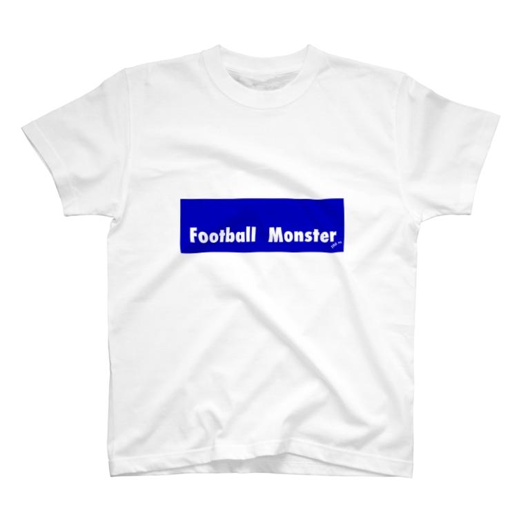 Dan   ArakiのFootball   Monster T-shirts