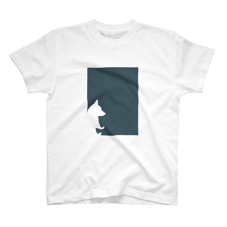 まつのしばいぬさん6 T-shirts