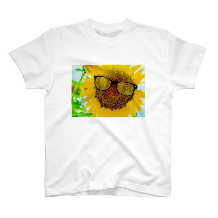 *KaO*イロトリドリのsmile T-shirts