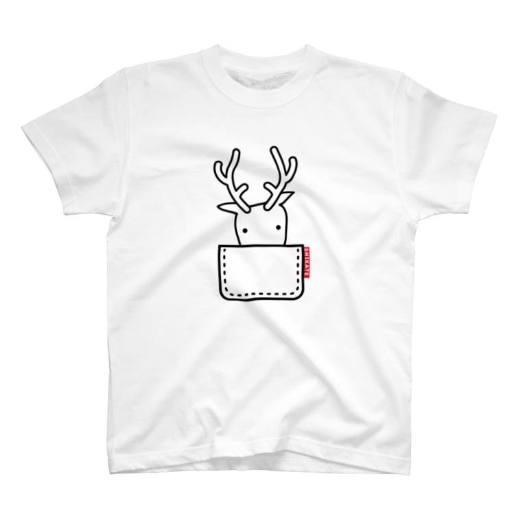 さとうまなみのシカテ2016 T-shirts