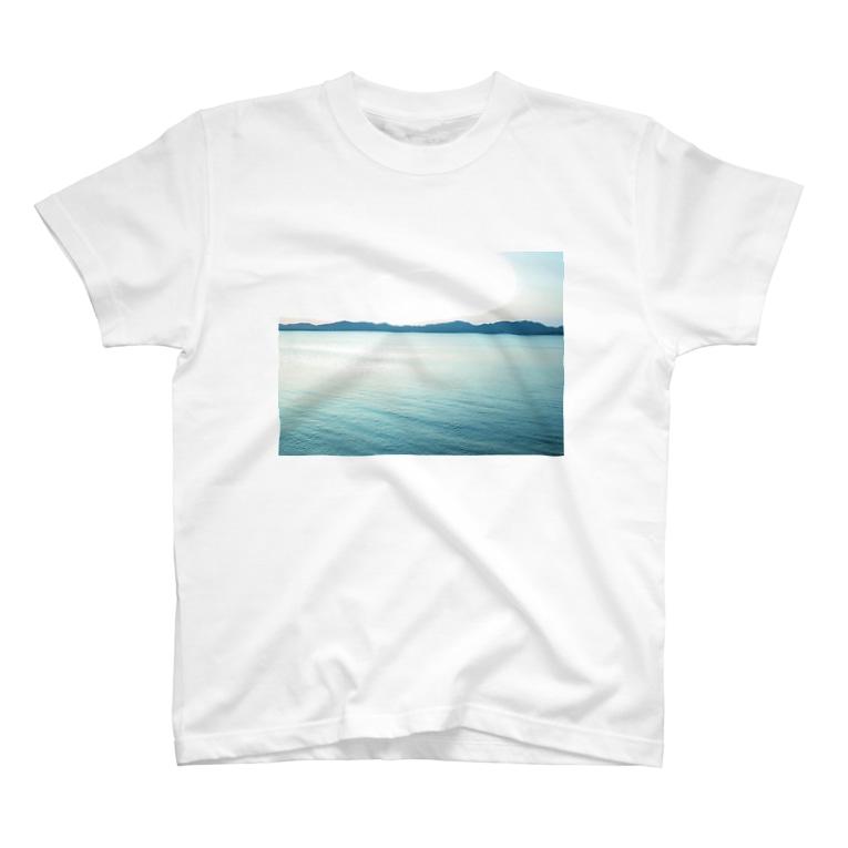 *KaO*イロトリドリのsea T-shirts