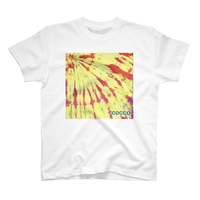 COCCOのCOCCO•B3 T-shirts
