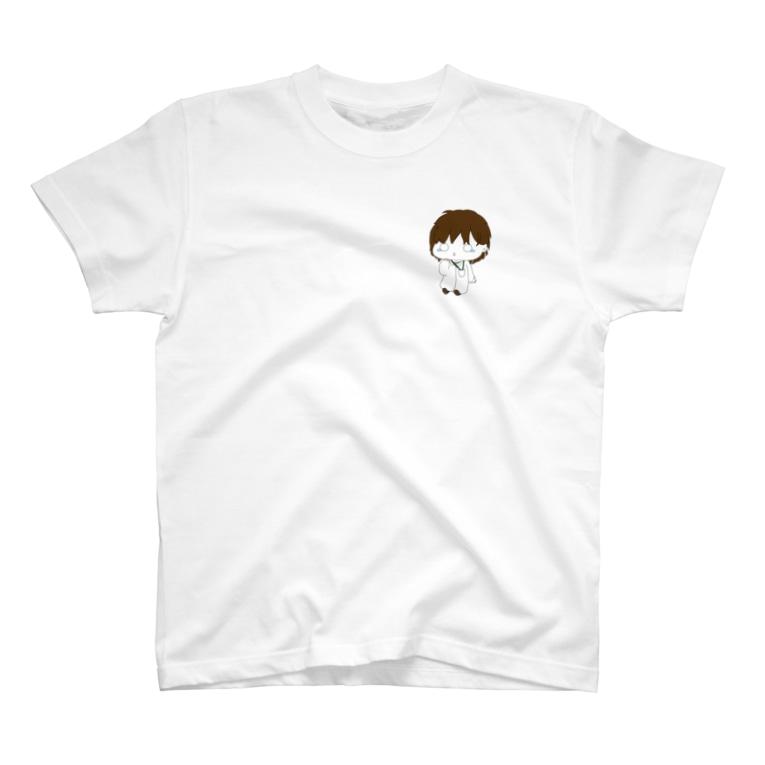 ゆぅぺいんと!のみながわくん T-shirts