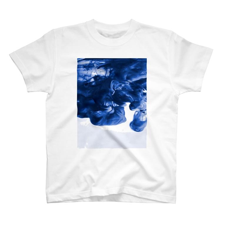shottaro's roomの不安の塊 T-shirts