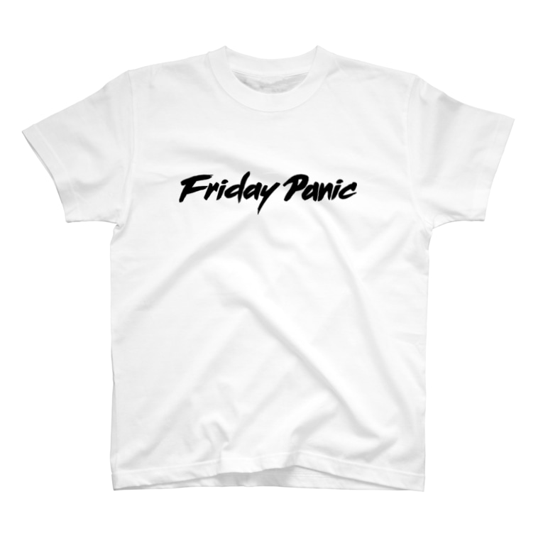 friday_panicのFriday panic T-shirts
